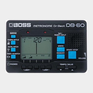 BOSS Digital Metronome DB-60 Dr.Beat 【WEBSHOP】