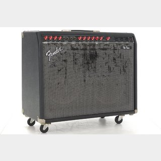 Fender USA The Twin 赤ノブ 【中古楽器特売センター】