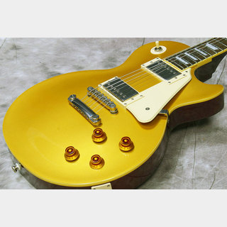Epiphone Les Paul Standard Metallic Gold 【福岡パルコ店】