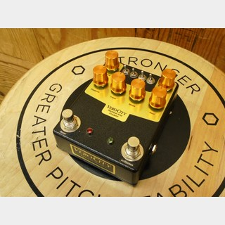 VeroCity Effects Pedals FRD-custom GOLD LABEL オーダー仕様