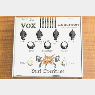 VOXCOOLTRON DUAL OVERDRIVE CT-07DO