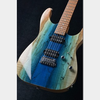 "T's Guitars DST-Pro24 ""Spolted Maple Top,Ash Body,Roasted Flame Mape Neck&FB"" 【Custom Order Model】"