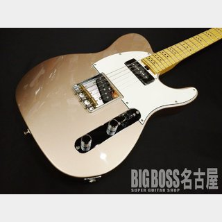 Three Dots Guitars T Model【Shoreline Gold Metallic】