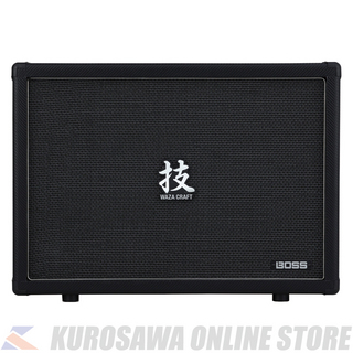 BOSS WAZA Amp Cabinet212 Guitar Amplifier Cabinet (ご予約受付中)【送料無料】