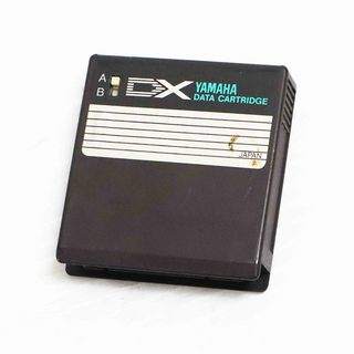 YAMAHADX7用 DATA CARTRIDGE 2【送料込】