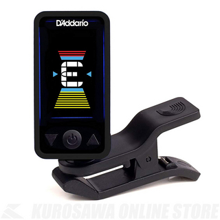 D'Addario Planet Waves Eclipse Tuner PW-CT-17 BK( クリップチューナー)