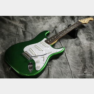 Psychederhythm Standard-S Limited Green Mica Metallic