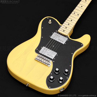 Fender Made in Japan Limited '70s Telecaster Deluxe with Tremolo [Butterscotch Blonde] [限定モデル]