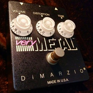 Dimarziovery METAL Distortion [made in USA] ☆送料無料!9/24 20時まで!☆