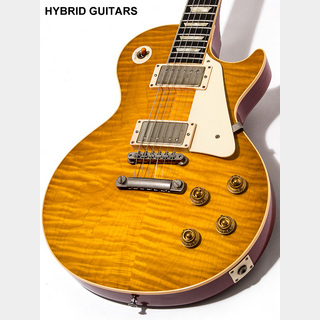 Gibson Custom Shop Historic Collection 1959 Les Paul Standard Reissue Lemon Burst 2009
