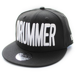 DRUMMERS TOP TEAM DTT CAP04 NEW ERA X DTT 9FIFTY YOUTH(Kids) ドラマーズ トップ チームキャップ キッズ用