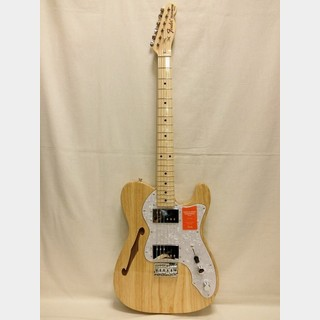 Fender MADE IN JAPAN TRADITIONAL 70S TELECASTER THINLINE / Natural