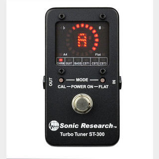 Sonic Research Turbo Tuner ST-300
