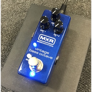 MXR Vintage Bass Octave / M280 【正規輸入品 アウトレット特価・アダプター付属】