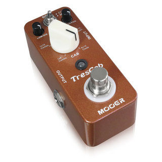 MOOER 【新品】Tres Cab/Cab Simulated Pedal/【キャビシミュ】