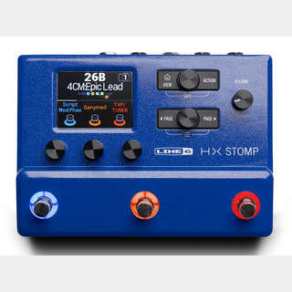 LINE 6 HX STOMP Lightning Blue Limited《未開封品即納可能!》【新宿店】