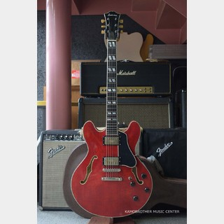 Eastman T59/V (Vintage Finish / Antique Red) #2001024