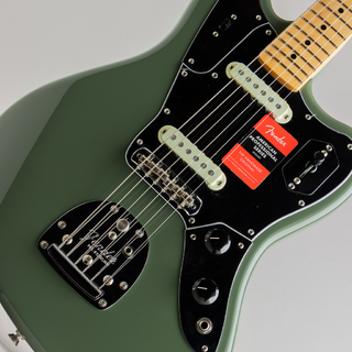 Fender American Professional Jaguar Antigue Olive