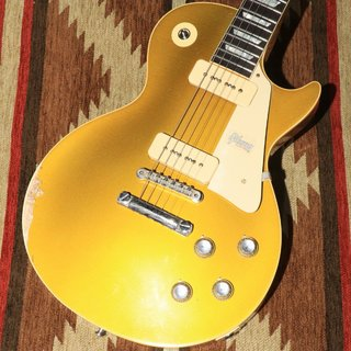 Gibson Custom Shop 1968 Les Paul Standard Heavy Aged Antique Gold 【御茶ノ水FINEST_GUITARS】