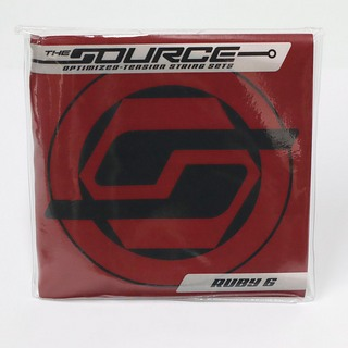 THE STRING SOURCERUBY 6 DROP (12-62)