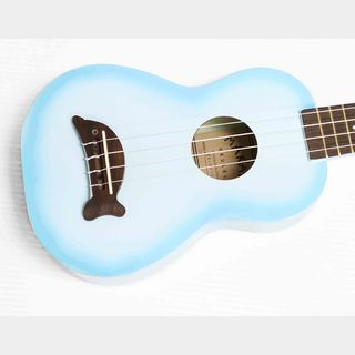 MAKALAMK-SD LIGHT BLUE BURST SOPRANO DOLPHIN