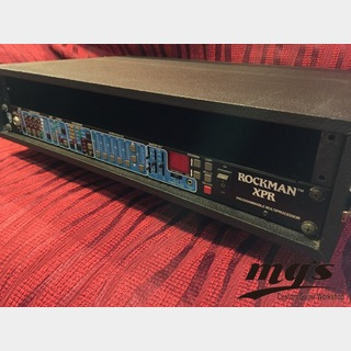 Rocktron XPR with RACK