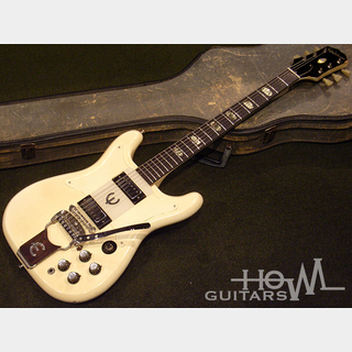 Epiphone 1962年製 Crestwood Custom Polaris White [Full Original]