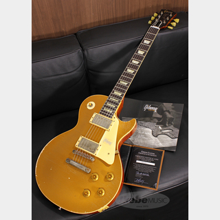 Gibson Custom Shop 1958 Les Paul Gold Top Tom Murphy Painted & Aged 【SN.8 0041 / Weight≒3.9kg】