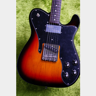 Fender 【お取り寄せ商品】 American Original 70s Telecaster Custom -3Color Sunburst- 【新モデル!!】