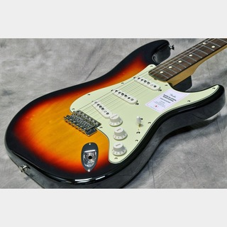 Fender Made in Japan Traditional 60s Stratocaster Rosewood Fingerboard 3-Color Sunburst 【福岡パルコ店】
