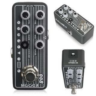 MOOER MICRO PREAMP 008 ムーアー プリアンプ【新宿店】
