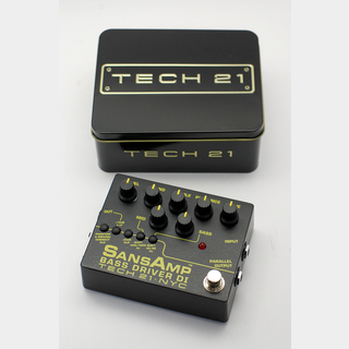 Tech 21 Sansamp Bass Driver D.I. Ver.2