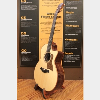 Taylor 714ce ES2 (USED) / Natural
