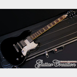 "ESP Bruce Kulick Signature 1997年製【Bolt-On】w/Hard Case ""Very Rare!!"" 3.77kg"