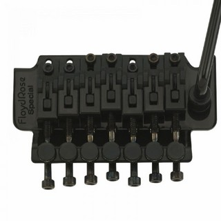Floyd RoseSpecial Series Tremolo SYSTEM 7-String Black