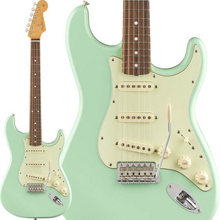 Fender Mexico Vintera '60s Stratocaster (Surf Green) [Made In Mexico]
