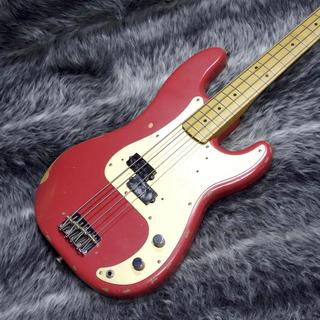 Fender Road Worn '50s Precision Bass Fiesta Red 【週替わりセール!】 【刈谷店】