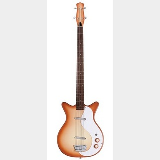 Danelectro '59DC LONG SCALE BASS (Copper Burst)