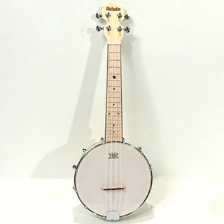 MaAmAaMBU-MW Banjo Ukulele (Maple Wood)