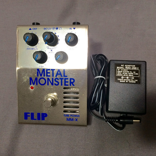 FLIP METAL MONSTER TUBE POWER MM-X