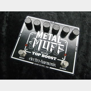 Electro-Harmonix METAL MUFF TOP BOOST