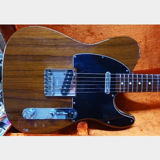 Fender Custom Shop All Rose Tele 89 Fred Stuart