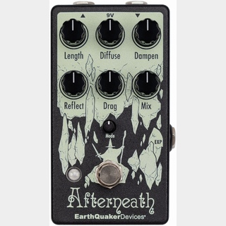Earth Quaker Devices Afterneath V3 ディレイ リバーブ 【渋谷店】