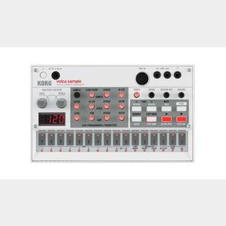 KORG volca sample DIGITAL SAMPLE SEQUENCER【アウトレット特価!!】