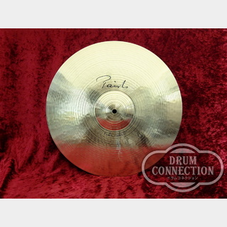 "PAiSTe【PAiSTe取扱強化店舗!!】Signature""The Paiste"" Full Crash17""【送料無料】"