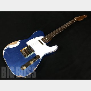Xotic California XTC-1 (Light Blue Metallic Heavy Aged / Alder / Lacquer)