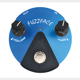 Jim Dunlop Fuzz Face Mini Silicon FFM1 《ファズ》【Webショップ限定】