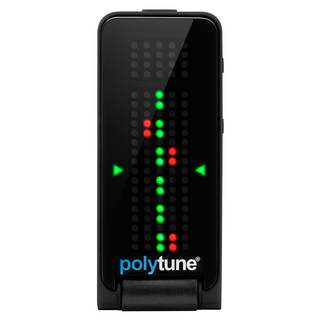 tc electronic POLYTUNE CLIP BLACK 【6月22日入荷予定】