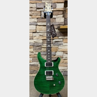 PRS CE24 emerald green