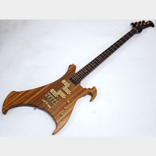 Warwick Buzzard JE Signature / Natural Oil Finish